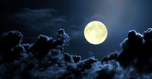 A Lua Cheia do dia 21
