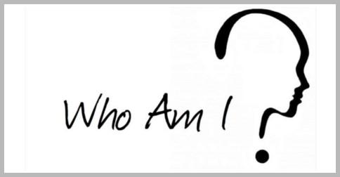 Quem você é realmente?