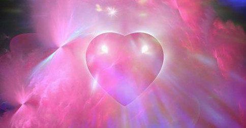 Seus corações são as manifestações físicas de sua Unidade com o Divino