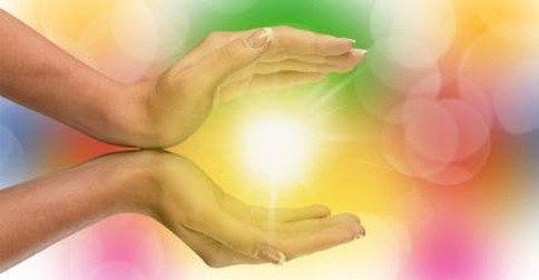 Arcanjo Rafael - a habilidade de curar está se ativando