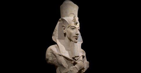 Na época dos Faraós...