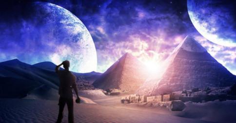 Arcanjo Metatron - A Nova Terra está aqui