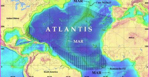 Na Terra muitas almas têm laços energéticos com Atlântida