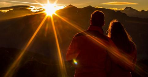 O Sol é a coisa mais próxima do Ser Infinito