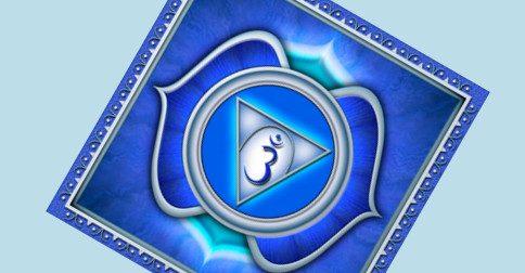 Semana dos chakras - 6° chakra, Ajna