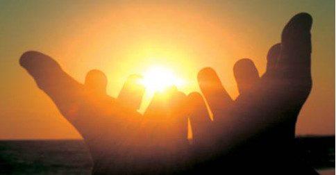 A sua Luz é mais que importante, para você, para a Mãe Terra e, para o futuro da humanidade
