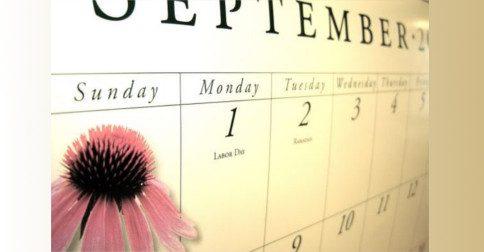 Estamos nos preparando para as calibrações de Setembro