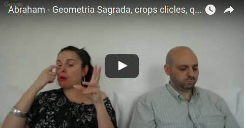 Abraham - Geometria Sagrada, crops clicles, qual eficacia tem esses símbolos em nossas vidas?
