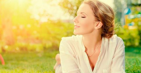 Louise Hay – A Saúde Perfeita é o meu direito Divino e eu a reivindico agora