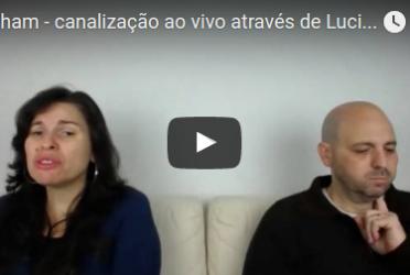 Abraham – canalização ao vivo através de Luciana Attorresi – 09/10/2016
