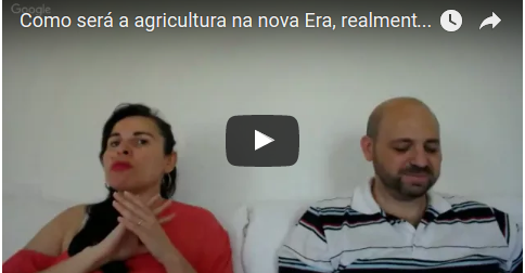 Como será a agricultura na nova Era, realmente vai faltar?