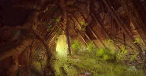 A procura dos Portais para Agartha