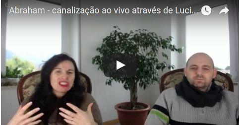 Abraham - canalização ao vivo através de Luciana Attorresi - 13/11/2016