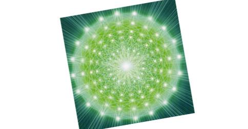 Arcanjo Rafael - como se curar com a invocação da Chama Verde