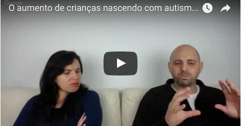 O aumento de crianças nascendo com autismo e Hiperatividade tem alguma relação com a alimentação?