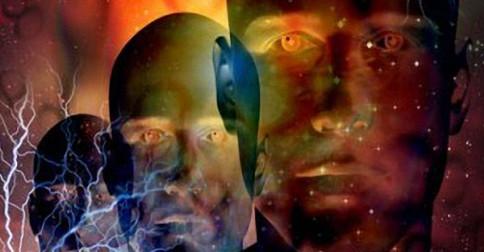 Os seus primeiros contatos com o universo multidimensional