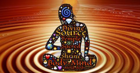 Pleiadianos - Nosso corpo é nosso templo Divino