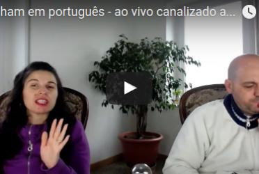 Abraham em português – ao vivo canalizado através de Luciana Attorresi – 04.12.2016