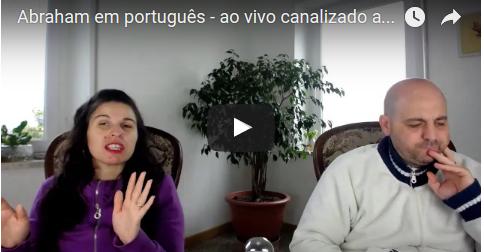 Abraham em português - ao vivo canalizado através de Luciana Attorresi - 04.12.2016