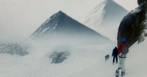 Pirâmides na Antártida