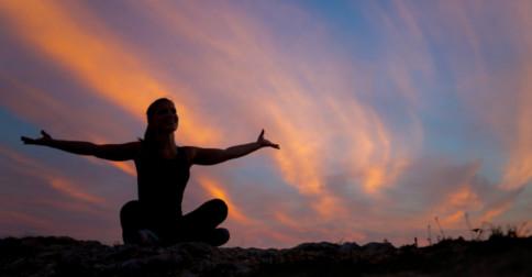 A natureza enxerga a nossa Luz Divina e nos ensina a ver a Luz Divina em todas as outras formas