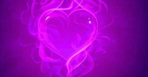 Chama Violeta - Acreditem em vosso poder e dissolvam possíveis tristes futuros