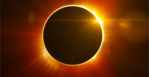 26 de fevereiro - Eclipse Solar - profundo impacto na situação atual