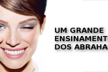 Abraham em português – Você não pode fazer o seu melhor amanhã, você pode fazer agora