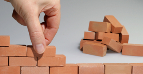 Como reconstruir a tua vida