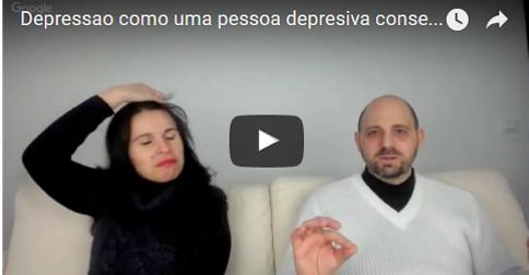Depressão – como uma pessoa depressiva consegue realizar seus desejos