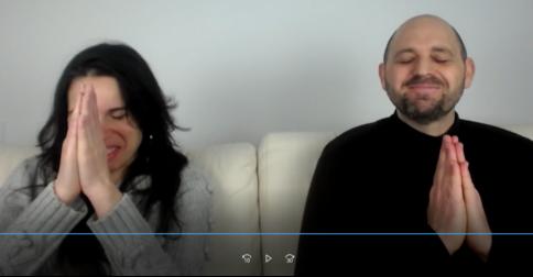 O despertar segundo os Seres de Luz com Rogerio e Luciana Attorresi