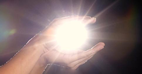 O que é enviar Luz
