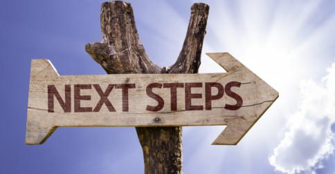 Como saber dar o próximo passo