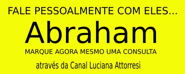 consulta Abraham em portugues