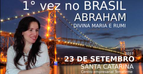 abraham no brasil - santa catarina