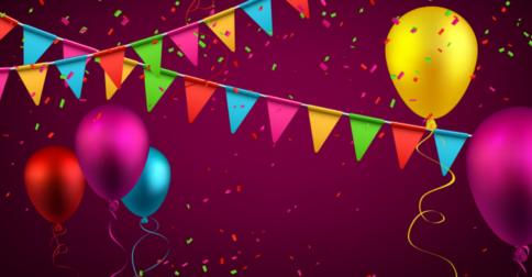 Celebração  – Comemore cada momento