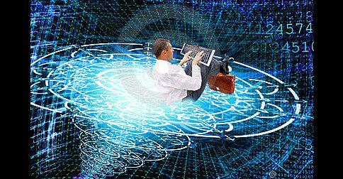 Cosmic Internet