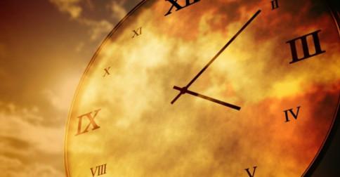 O tempo se aproxima, e somente o Criador do Universo sabe quando será