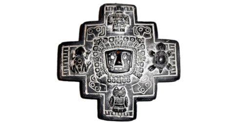 A cruz Andina - exaltação da vida