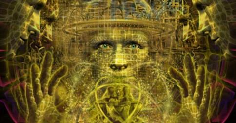 As camadas de consciências - dimensões