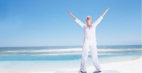 Como você pode ficar em um estado mais equilibrado?