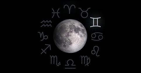 Hoje, dai 25, Lua Nova no grau 4 de Gêmeos - oportunidade de receber os aspectos superiores da Verdade
