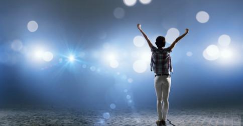 Você está aqui para ancorar um estado mais elevado de consciência - não importando qualquer situação que se encontra