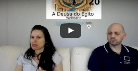 Abraham em português - canalização ao vivo por Luciana Attorresi - 11 junho 2017