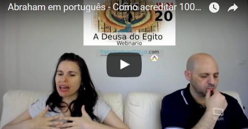 Abraham em português – Como acreditar 100% em nossas intuições