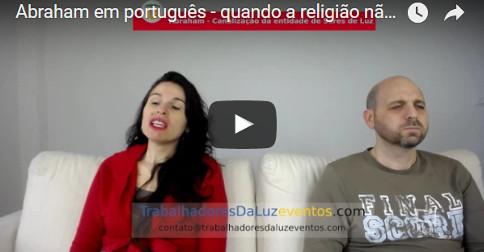 Abraham em português – quando a religião não ressoa mais com você