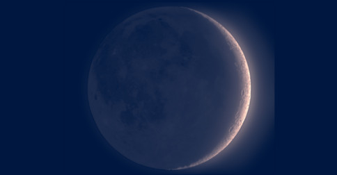 Lua nova 22/23 junho - Essa Lua Nova traz uma Luz acolhedora