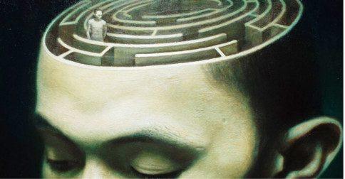 A sua mente está vazia