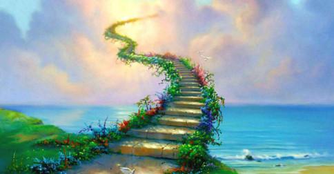 Arcanjo Gabriel - Paraíso da Terra - uma das facetas desse paraíso
