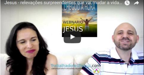 Jesus - relevações surpreendentes que vai mudar a vida de muitas pessoas